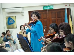 Violin Presentation